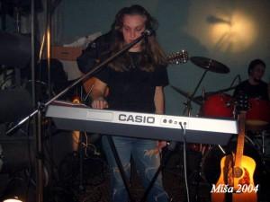 Míša 2004